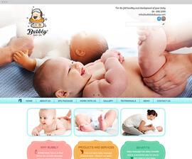 Bubbly Baby Spa