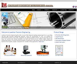 Leadman Precision Engineering Sdn. Bhd.