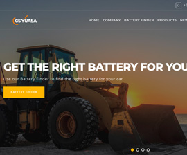 GS Yuasa Battery