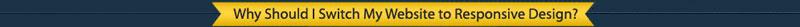 Why Responsive Web Design