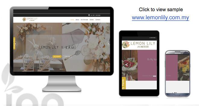 Web Design RM1000